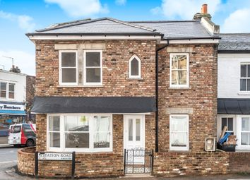Thumbnail 2 bed end terrace house for sale in Coombe Road, Norbiton, Kingston Upon Thames