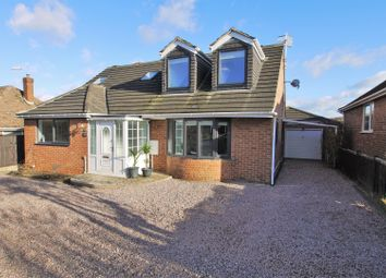 Thumbnail 5 bed detached bungalow for sale in Langer Lane, Wingerworth, Chesterfield