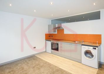 Thumbnail 1 bed flat to rent in 105 St Peter's House, Doncaster