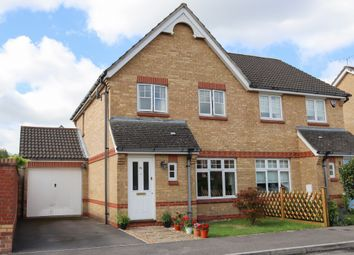 3 bed semi-detached house for sale in Terrier Close, Hedge End, Southampton SO30