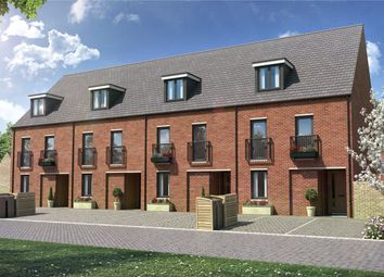 Thumbnail 3 bed terraced house for sale in 99 Sandford Townhouse, Wolvercote Mill, Oxford