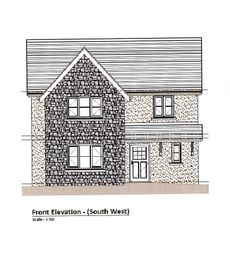 Thumbnail 4 bedroom detached house for sale in The Nook, William Street, Ystradgynlais, Swansea.