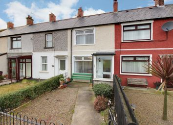 Thumbnail 3 bed terraced house for sale in South Street, Newtownards