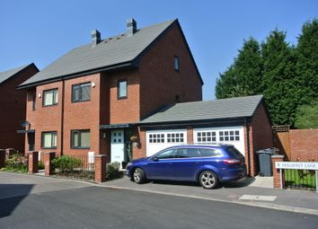Thumbnail 4 bed semi-detached house to rent in Hollifast Lane, Birmingham