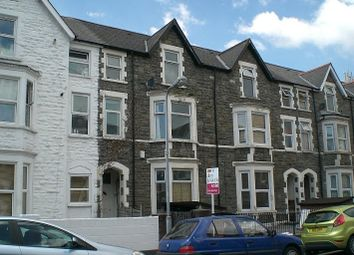 Thumbnail 1 bed flat to rent in Piercefield Place, Splott, Cardiff