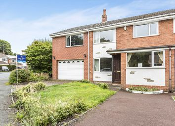 Thumbnail 5 bed semi-detached house for sale in Warton Place, Chorley