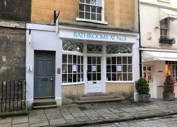 Thumbnail Retail premises to let in Trim Street, Bath