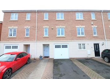 Thumbnail 4 bed town house for sale in Lowry Gardens, Carlisle