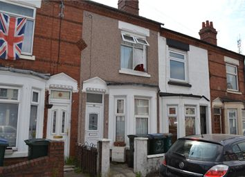 Thumbnail 4 bedroom terraced house for sale in Widdrington Road, Radford, Coventry, West Midlands