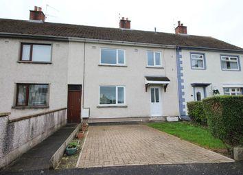 Thumbnail 3 bed terraced house for sale in Green Park, Carrickfergus