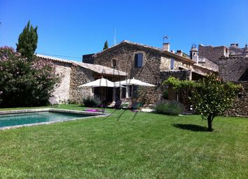 Thumbnail 6 bed property for sale in Sainte-Cecile-Les-Vignes, Provence, 84290, France