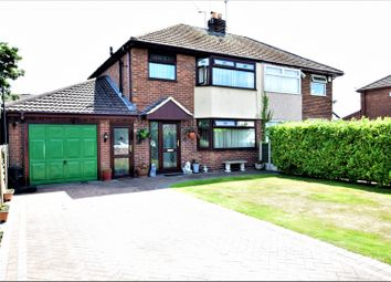 Thumbnail 3 bed semi-detached house for sale in Evansleigh Drive, Deeside