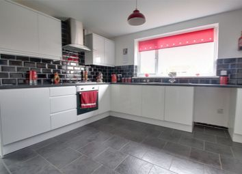 Thumbnail 3 bed semi-detached house for sale in Breck Bank, New Ollerton, Newark, Nottinghamshire