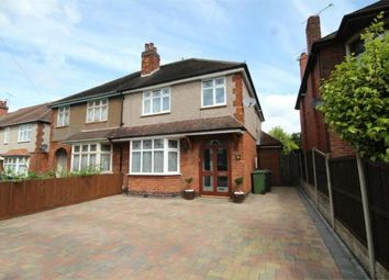 Thumbnail 3 bed semi-detached house for sale in Frances Crescent, Bedworth