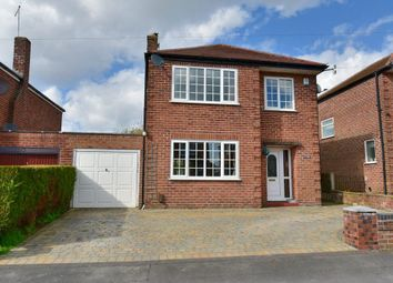 Thumbnail 3 bed detached house for sale in Darley Road, Hazel Grove, Stockport