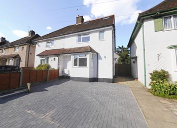 Thumbnail 3 bed semi-detached house for sale in Home Way, Mill End, Rickmansworth