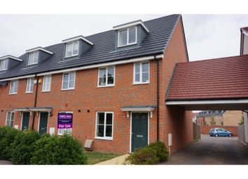 Thumbnail 3 bed end terrace house for sale in Haygreen Road, Witham