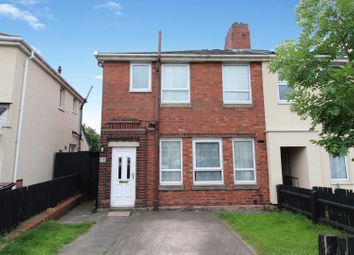 Thumbnail 3 bed end terrace house for sale in Clarence Road, Bilston
