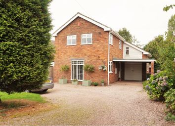 Thumbnail 4 bed detached house for sale in Market Drayton Road, Loggerheads