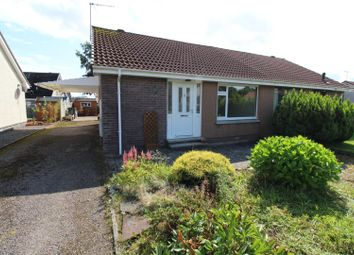 Thumbnail 2 bedroom semi-detached bungalow for sale in Morningside Avenue, Inverurie