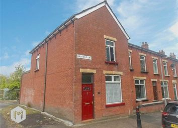Thumbnail 2 bed end terrace house for sale in Hatfield Road, Halliwell, Bolton, Lancashire