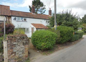 Thumbnail 3 bed cottage for sale in Chapel Road, Longham, Dereham