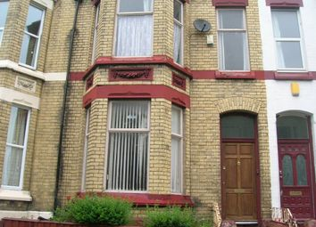 Thumbnail 6 bed terraced house for sale in Rocky Lane, Anfield, Liverpool