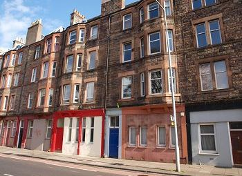 Thumbnail 2 bed flat to rent in Slateford Road, Slateford, Edinburgh