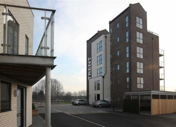 Thumbnail 3 bed flat for sale in Portside Street, Trent Basin, Nottinghamshire
