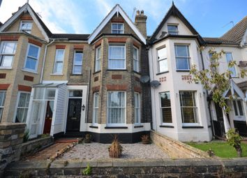 Thumbnail 4 bed terraced house to rent in London Road South, Lowestoft, Suffolk