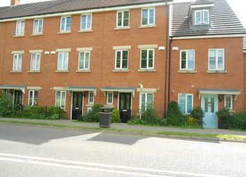 Thumbnail 3 bed town house to rent in Mallard Court, Oakham