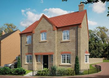 Thumbnail 4 bed detached house for sale in Brick Kiln Road, Raunds, Northampton, Northamptonshire