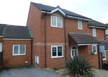 Thumbnail 3 bed semi-detached house for sale in Byron Way, Exmouth