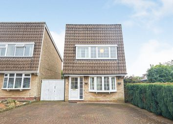 Thumbnail 3 bed detached house for sale in Inglewood Avenue, Mickleover, Derby