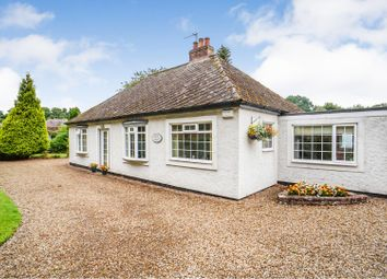 Thumbnail 4 bed detached bungalow for sale in Corby Hill, Carlisle