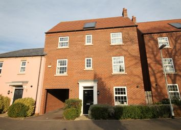 Thumbnail 4 bedroom town house for sale in Ox Meadow, Bottisham