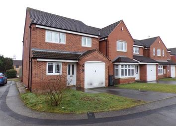 Thumbnail 3 bed detached house for sale in Aster Way, Walsall, West Midlands