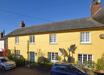 Thumbnail 4 bed semi-detached house for sale in Fore Street, Otterton, Budleigh Salterton