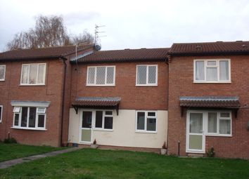 Thumbnail 1 bed flat to rent in Newent Close, Shrewsbury