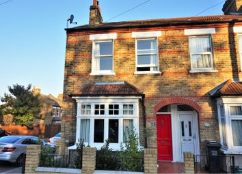 Thumbnail 3 bed end terrace house for sale in Burford Road, Catford