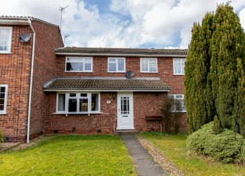 Thumbnail 3 bed town house for sale in Firtree Walk, Leicester