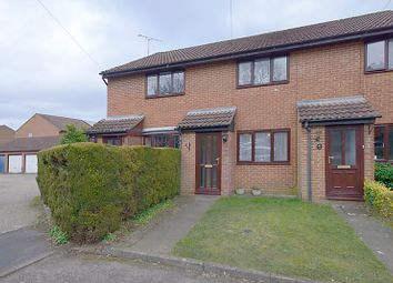 Thumbnail 2 bed terraced house for sale in Ashbury Road, Bordon, Hampshire