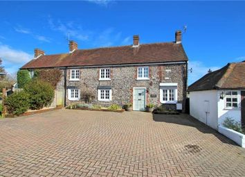 Thumbnail 4 bed detached house for sale in Salvington Road, Worthing, West Sussex