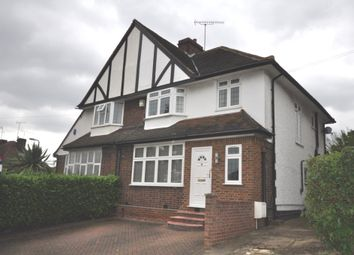 Thumbnail 3 bed semi-detached house to rent in Newark Way, London