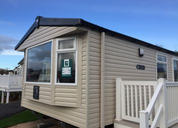 Thumbnail 3 bed mobile/park home for sale in Devon Cliffs Holiday Park, Sandy Bay, Exmouth, Devon