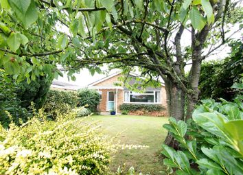 Thumbnail 3 bed detached bungalow for sale in St. Leonards Close, Wymondham