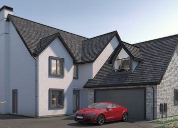 Thumbnail 5 bed detached house for sale in The Paddock, Caerphilly