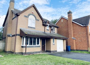 Thumbnail 4 bed detached house to rent in Briar End, Kidlington