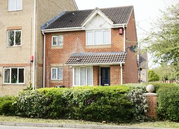 Thumbnail 1 bedroom detached house for sale in Barnum Court, Swindon