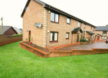 Thumbnail 2 bed flat for sale in Stane Grove, Shotts